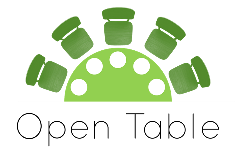 OPen Table logo draft